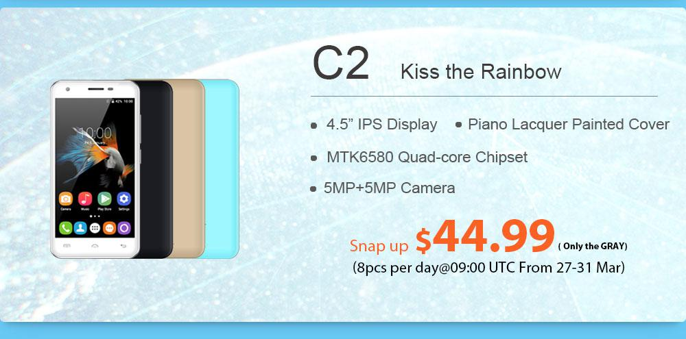 C2 Kiss the Rainbow
